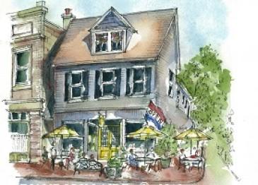 Lemon Leaf Cafe  High Street Chestertown Md